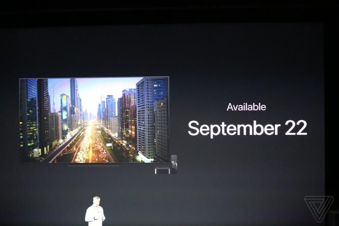 iPhone X giá từ 999 USD, lên kệ vào 3/11 ảnh 56