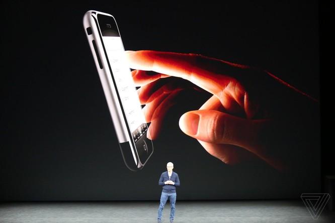 iPhone X giá từ 999 USD, lên kệ vào 3/11 ảnh 54
