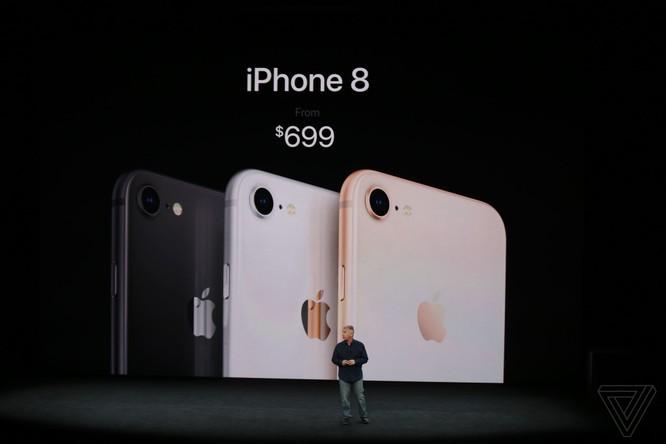 iPhone X giá từ 999 USD, lên kệ vào 3/11 ảnh 35