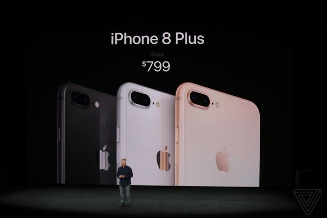 iPhone X giá từ 999 USD, lên kệ vào 3/11 ảnh 36