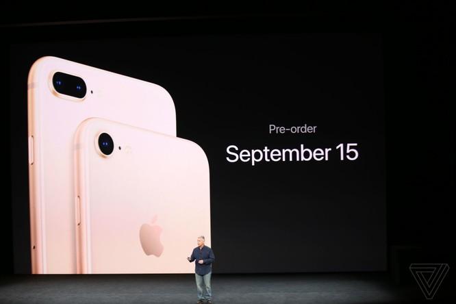 iPhone X giá từ 999 USD, lên kệ vào 3/11 ảnh 34