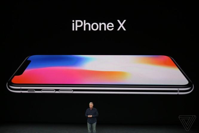 iPhone X giá từ 999 USD, lên kệ vào 3/11 ảnh 29