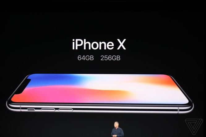 iPhone X giá từ 999 USD, lên kệ vào 3/11 ảnh 5