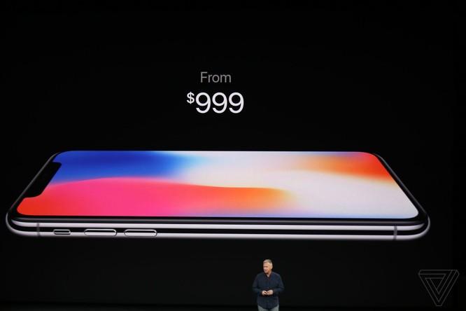 iPhone X giá từ 999 USD, lên kệ vào 3/11 ảnh 4