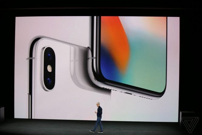iPhone X giá từ 999 USD, lên kệ vào 3/11 ảnh 1