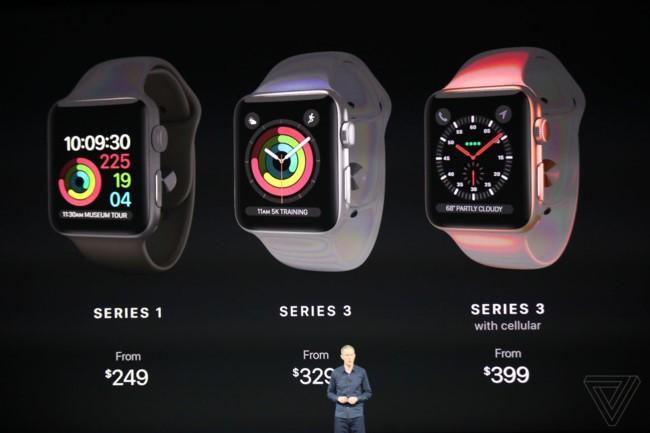Apple Watch Series 3: Hãy vứt smartphone ở nhà! ảnh 1