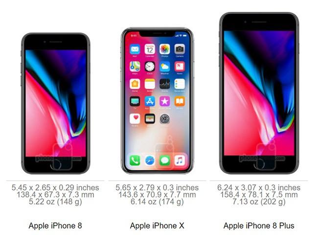 10 điểm khác biệt giữa iPhone X và iPhone 8/8Plus bạn cần biết trước khi rút hầu bao ảnh 1