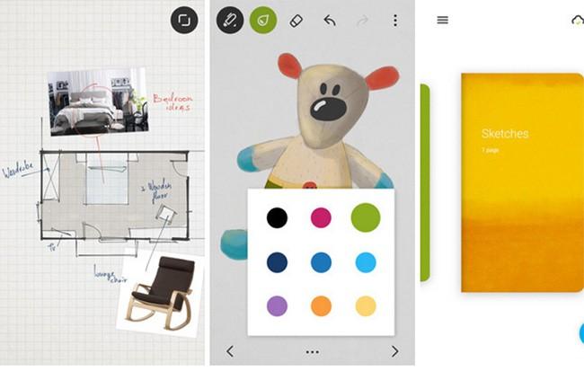 6 ứng dụng tốt nhất cho bút S-Pen trên Galaxy Note 8 ảnh 3