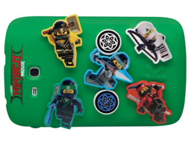 Samsung và LEGO tung máy tính bảng NINJAGO cho trẻ em ảnh 1