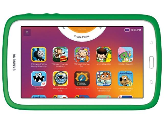 Samsung và LEGO tung máy tính bảng NINJAGO cho trẻ em ảnh 2