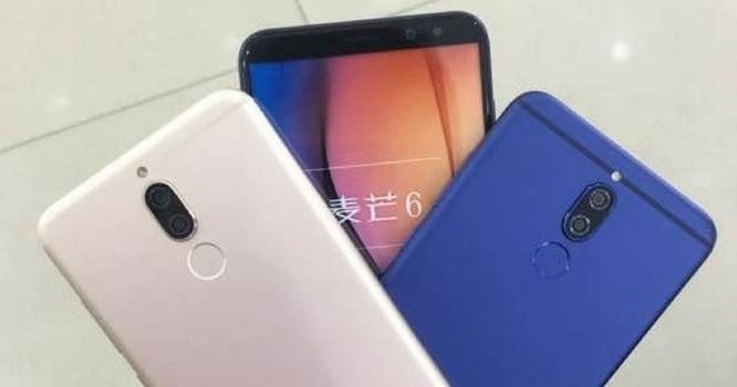 Smartphone màn hình 18:9 của Huawei lộ diện ảnh 1