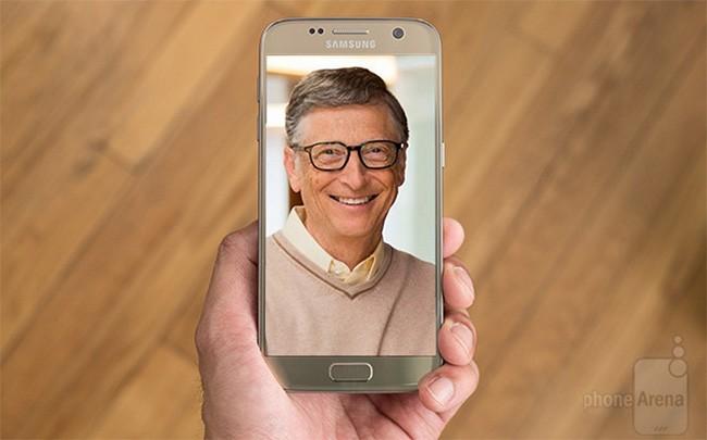 Đố bạn tỷ phú Bill Gates sử dụng smartphone Android của hãng nào? ảnh 1