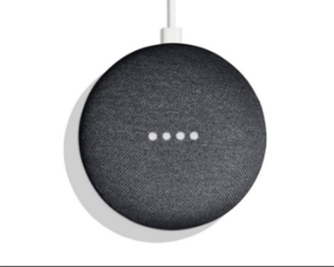 Google Pixel 2 XL lộ ảnh cùng loa thông minh Home Mini ảnh 1