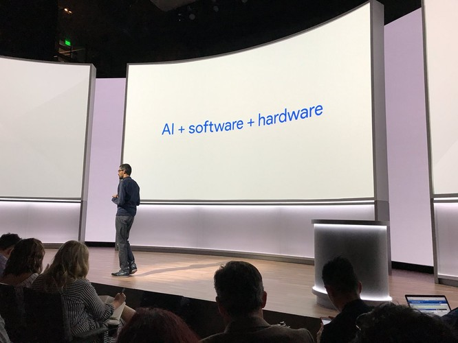 Google Pixel 2 và Pixel 2 XL đã ra mắt: công nghệ camera AR giống iPhone X, giá khởi điểm 649 USD và 849 USD ảnh 37