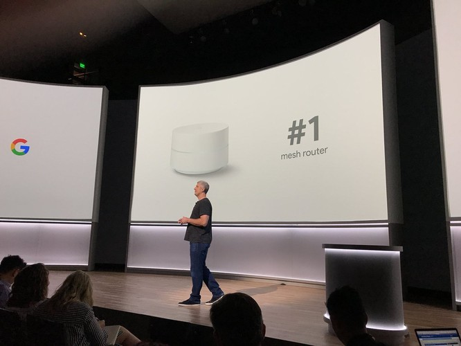 Google Pixel 2 và Pixel 2 XL đã ra mắt: công nghệ camera AR giống iPhone X, giá khởi điểm 649 USD và 849 USD ảnh 35