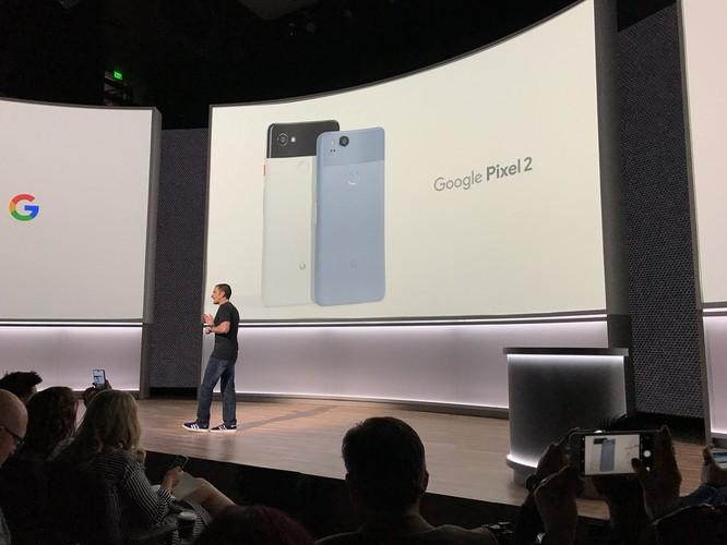 Google Pixel 2 và Pixel 2 XL đã ra mắt: công nghệ camera AR giống iPhone X, giá khởi điểm 649 USD và 849 USD ảnh 22