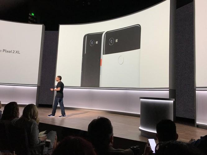 Google Pixel 2 và Pixel 2 XL đã ra mắt: công nghệ camera AR giống iPhone X, giá khởi điểm 649 USD và 849 USD ảnh 20