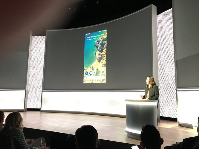 Google Pixel 2 và Pixel 2 XL đã ra mắt: công nghệ camera AR giống iPhone X, giá khởi điểm 649 USD và 849 USD ảnh 17