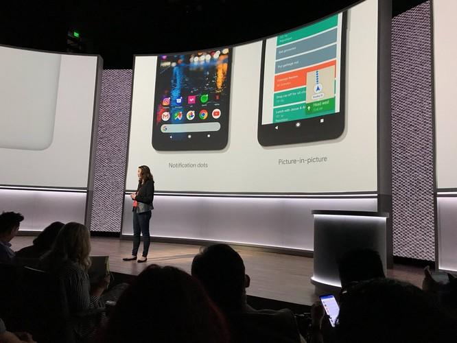 Google Pixel 2 và Pixel 2 XL đã ra mắt: công nghệ camera AR giống iPhone X, giá khởi điểm 649 USD và 849 USD ảnh 16
