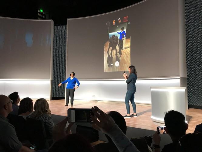 Google Pixel 2 và Pixel 2 XL đã ra mắt: công nghệ camera AR giống iPhone X, giá khởi điểm 649 USD và 849 USD ảnh 13