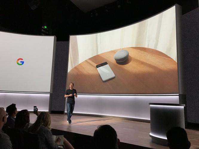 Google Pixel 2 và Pixel 2 XL đã ra mắt: công nghệ camera AR giống iPhone X, giá khởi điểm 649 USD và 849 USD ảnh 6