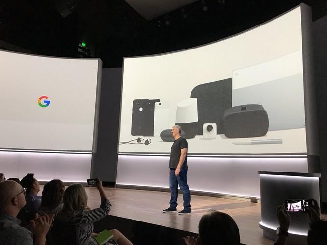 Google Pixel 2 và Pixel 2 XL đã ra mắt: công nghệ camera AR giống iPhone X, giá khởi điểm 649 USD và 849 USD ảnh 1