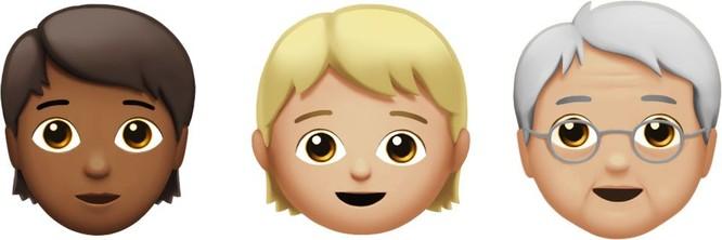 """""""Bật mí"""" những emoji mới sắp có trên iOS 11 ảnh 4"""