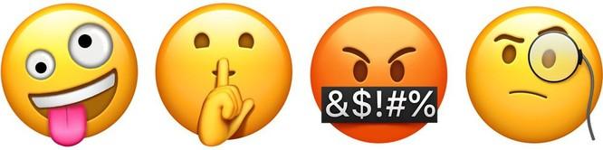 """""""Bật mí"""" những emoji mới sắp có trên iOS 11 ảnh 8"""