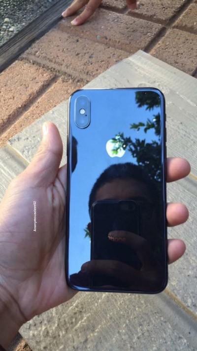 Một người Việt sớm sở hữu iPhone X? ảnh 3