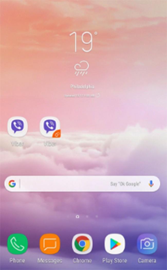 Với Note 8, bạn có thể sử dụng cùng lúc 2 nick Facebook, Viber hay Skype ảnh 6
