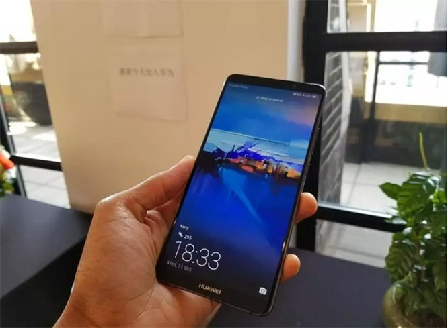 Huawei chính thức ra mắt 3 smartphone dòng Mate 10 ảnh 2