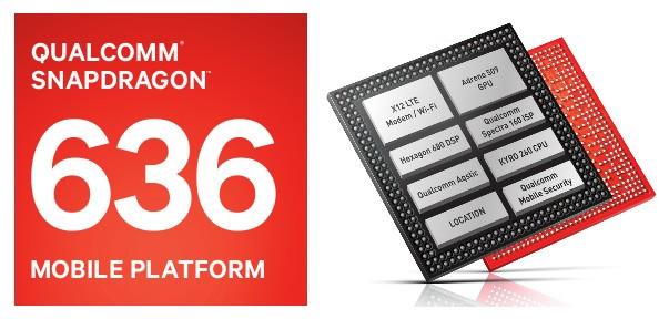 Qualcomm ra mắt chip Snapdragon 636 ảnh 1