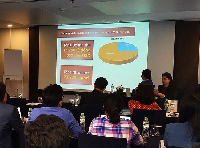 50 doanh nghiệp CNTT hàng đầu Việt Nam mang lại doanh thu hơn 20 ngàn tỷ đồng ảnh 1