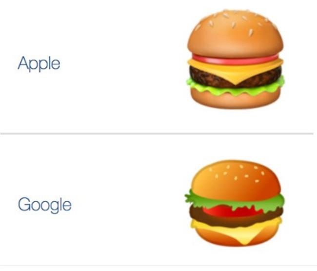 """Nổ """"tưng bừng"""" các tranh luận xung quanh biểu tượng bánh burger ảnh 1"""