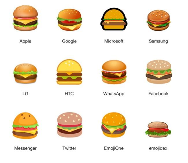 """Nổ """"tưng bừng"""" các tranh luận xung quanh biểu tượng bánh burger ảnh 3"""