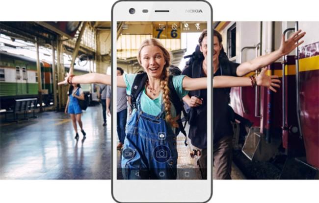 Nokia 2 chính thức ra mắt, pin 2 ngày, chống nước IP52 ảnh 2