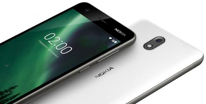 Nokia 2 chính thức ra mắt, pin 2 ngày, chống nước IP52 ảnh 3
