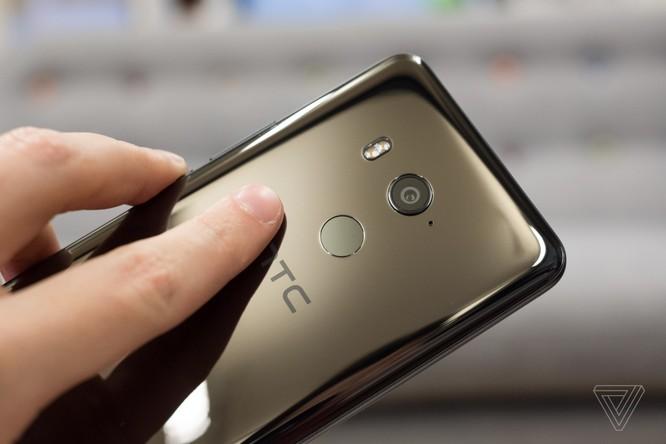 HTC chính thức trình làng U11+ ảnh 8
