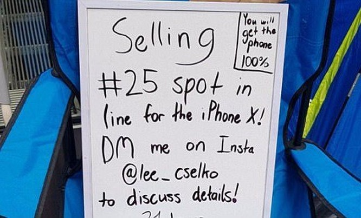 iPhone X: chen lấn xô đẩy ở Singapore, xếp hàng dài ở Úc, Nhật, Nga, Anh; nụ cười trở lại ảnh 4