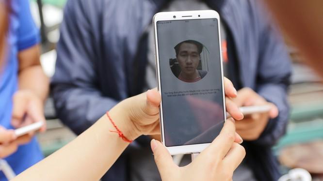 """Trải nghiệm chụp ảnh, """"chiến"""" game Liên Quân Mobile với Oppo F5 ảnh 6"""