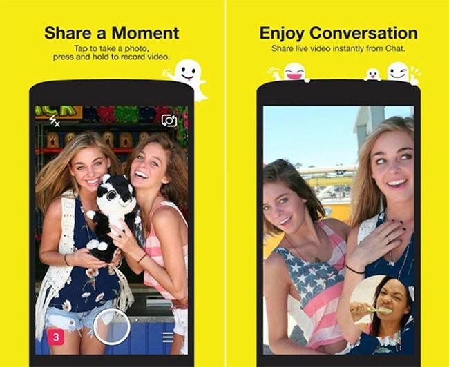 Snapchat thông báo tăng trưởng chậm, chuẩn bị cải tiến giao diện Android ảnh 1