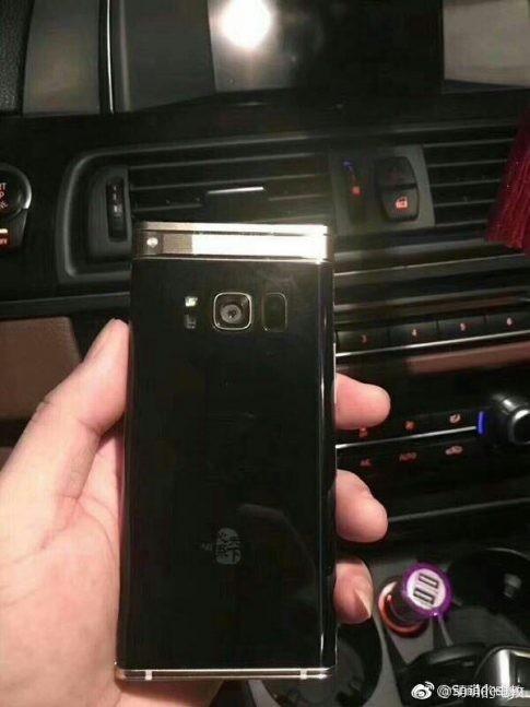 Flagship vỏ sò của Samsung lộ diện: chip Snap 835, RAM 6 GB ảnh 2