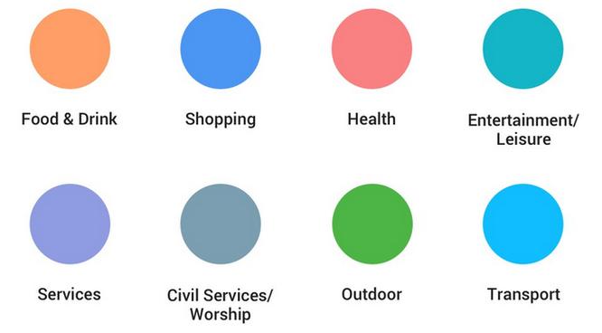 Google Maps đổi giao diện cực bắt mắt và dễ dùng ảnh 1