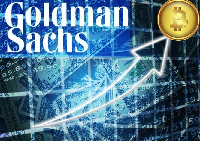 """Ngân hàng đầu tư lớn thứ hai thế giới """"nhảy vào"""" thị trường tiền mã hóa ảnh 1"""