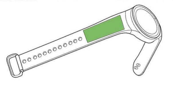Đồng hồ Gear S4 sẽ có cảm biến vân tay, dây đeo chứa pin? ảnh 1