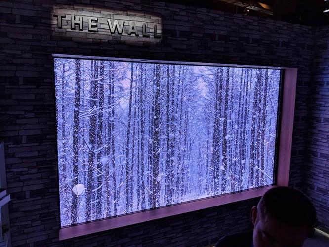 """Khám phá tivi """"Bức tường"""" rộng 146 inch của Samsung ảnh 2"""