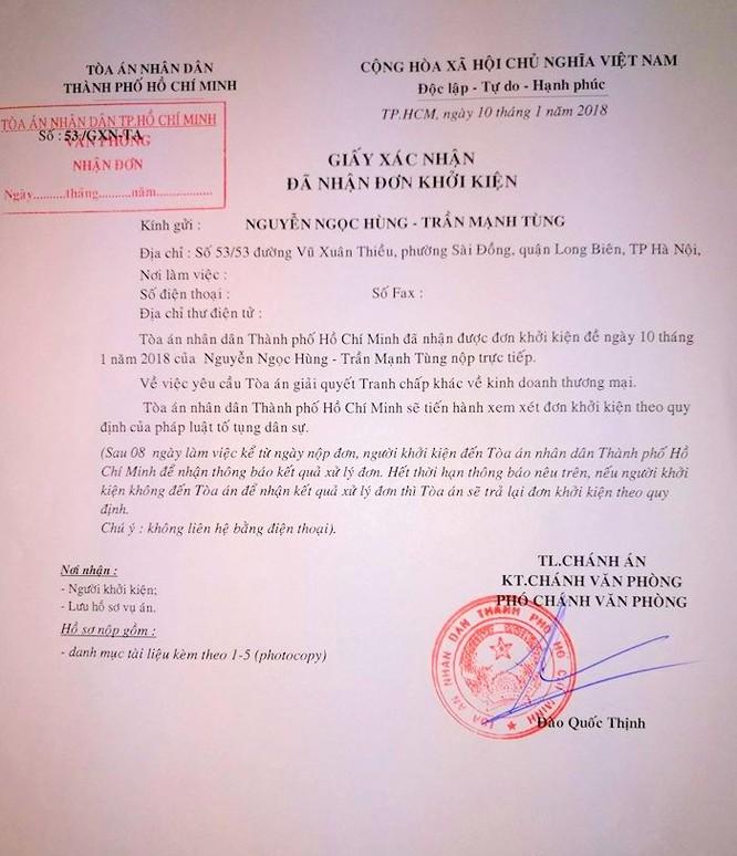 Người dùng Việt Nam bắt đầu khởi kiện Apple ảnh 3