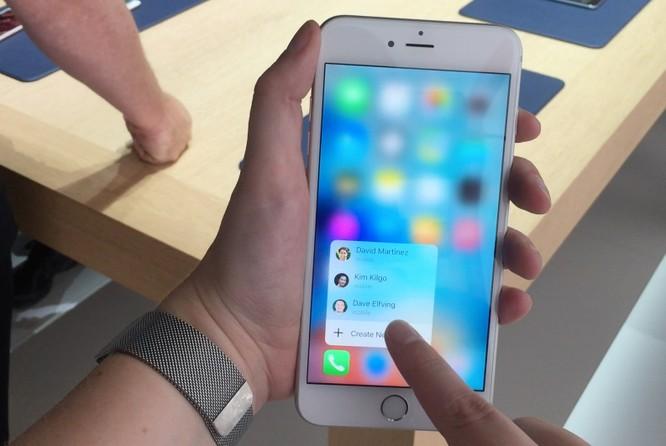 Apple bắt đầu cho đổi iPhone 6 Plus hỏng lấy iPhone 6s Plus mới ảnh 1