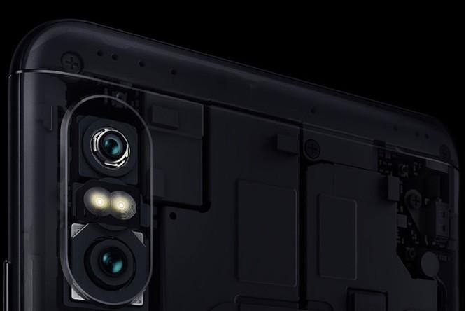 Xiaomi ra mắt Redmi Note 5 Pro ảnh 2