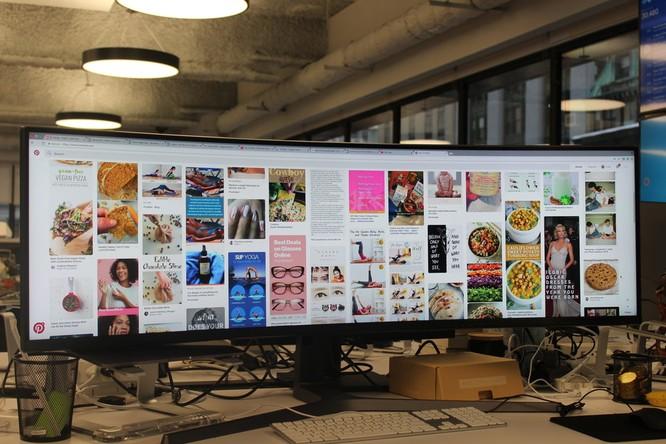 Website, YouTube và các ứng dụng sẽ hiển thị như thế nào trên màn hình siêu rộng này? ảnh 26